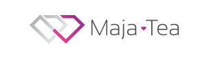 Maja Tea Diamond Logo